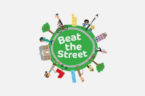 TWHF Primary Schools Take Part in the Beat the Street Competition
