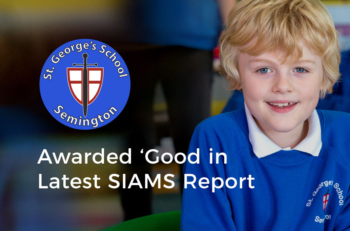 School Improvements at St George's Praised in SIAMS Report